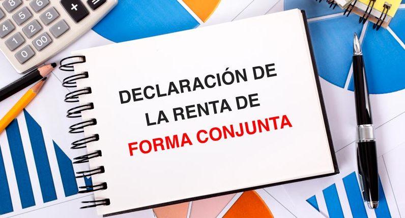 Decide qué opción te conviene más: ¿Declaración conjunta o individual?