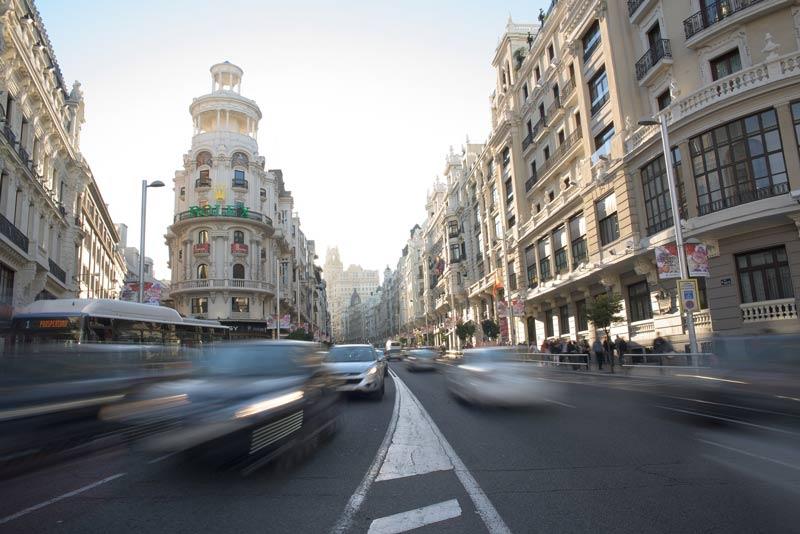 Un paso más en el protocolo anticontaminación de Madrid