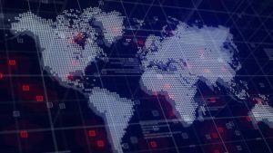 internacionalizacion de negocio - mapa del mundo