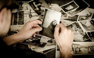 imagen con fotos antiguas